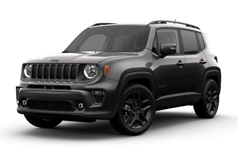 2021 Jeep® Renegade 80th Anniversary Edition - Granite Crystal Metallic
