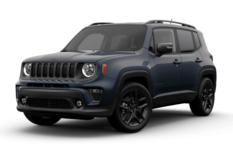 2021 Jeep® Renegade 80th Anniversary Edition - Blue Shade