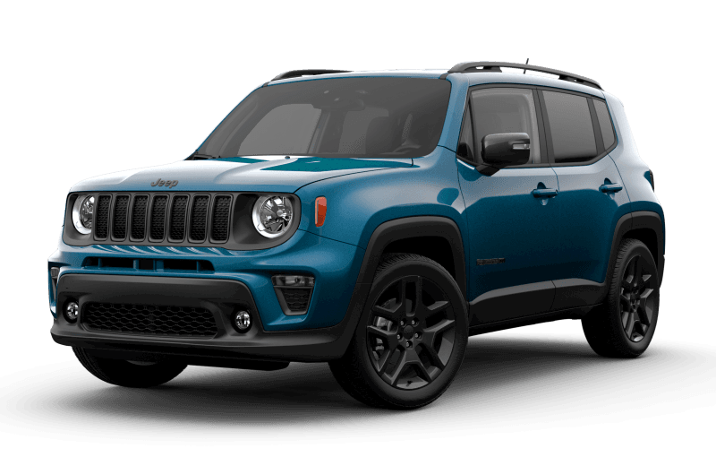 2021 Jeep® Renegade 80th Anniversary Edition - Bikini