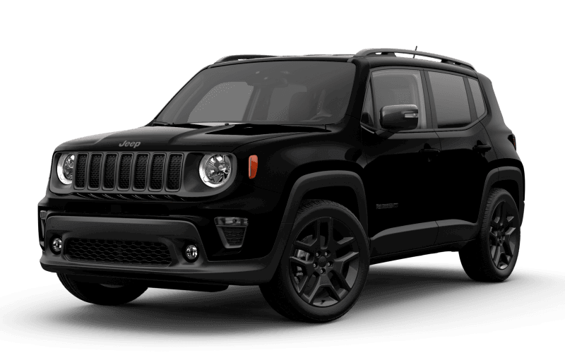 2021 Jeep® Renegade 80th Anniversary Edition - Black