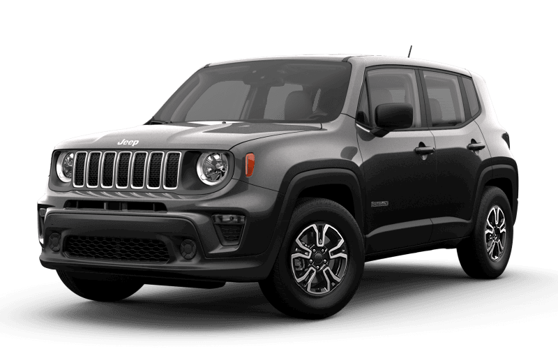 2021 Jeep® Renegade Sport - Granite Crystal Metallic