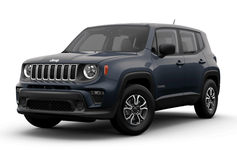 2021 Jeep® Renegade Sport - Blue Shade