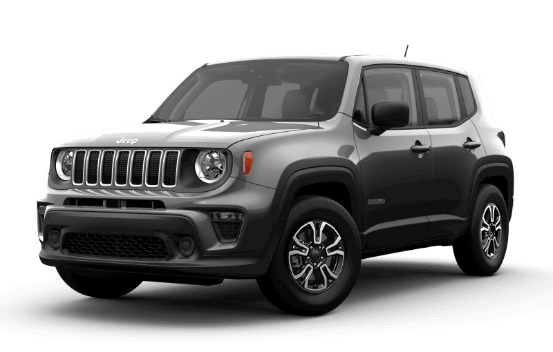 2021 Jeep® Renegade Sport - Sting Grey