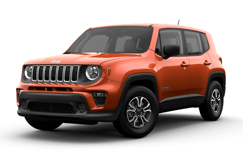 2021 Jeep® Renegade Sport - Omaha Orange