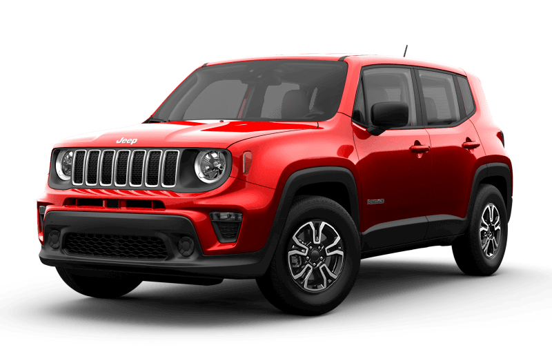2021 Jeep® Renegade Sport - Colorado Red