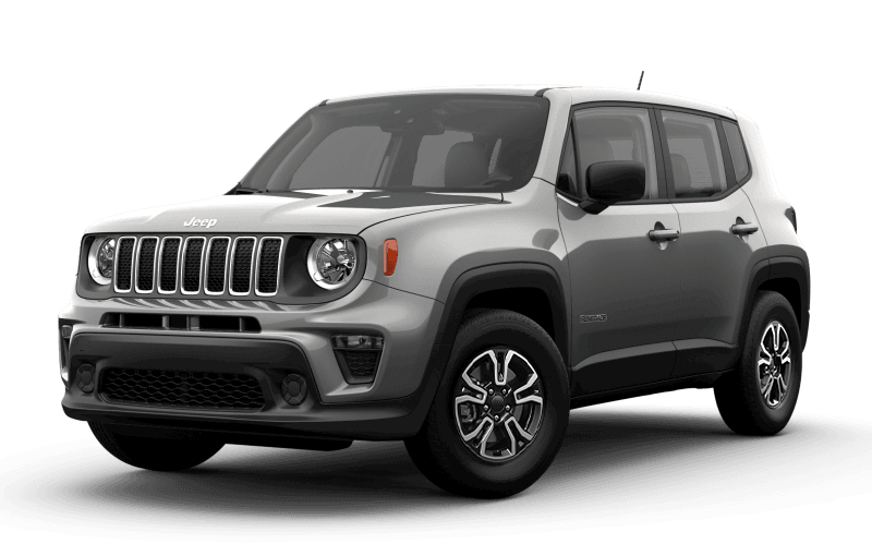 2021 Jeep® Renegade Sport - Glacier Metallic