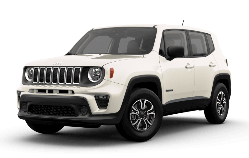 2021 Jeep® Renegade Sport - Alpine White