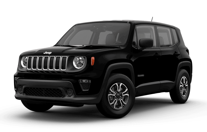 2021 Jeep® Renegade Sport - Black