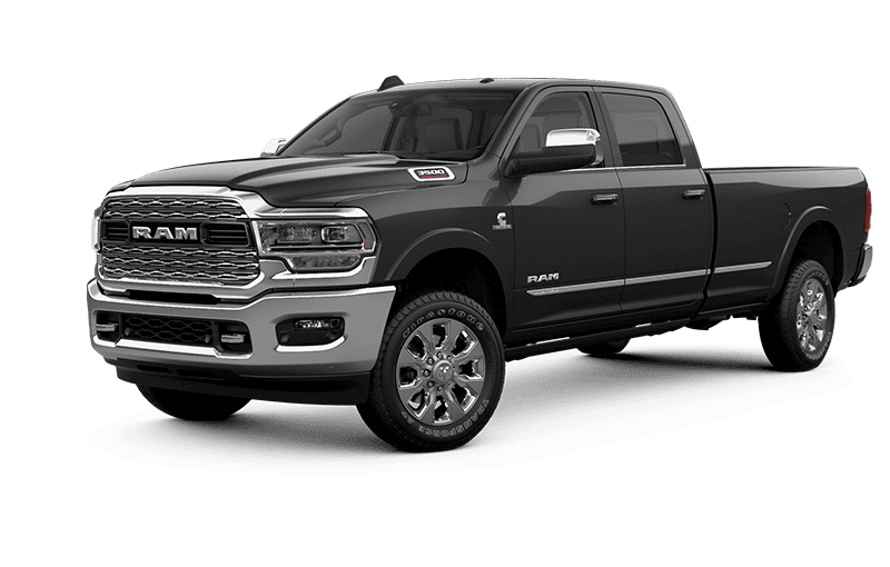 Ram 3500 2021 Limited