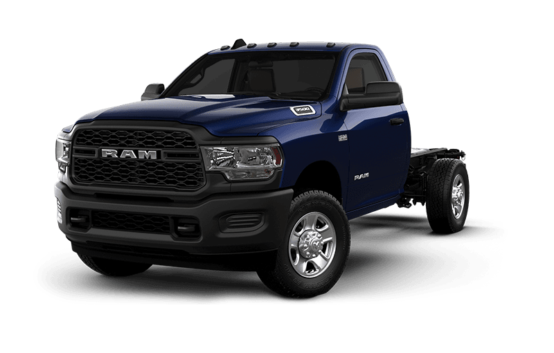 2021 Ram Chassis Cab 3500 Tradesman - Patriot Blue Pearl