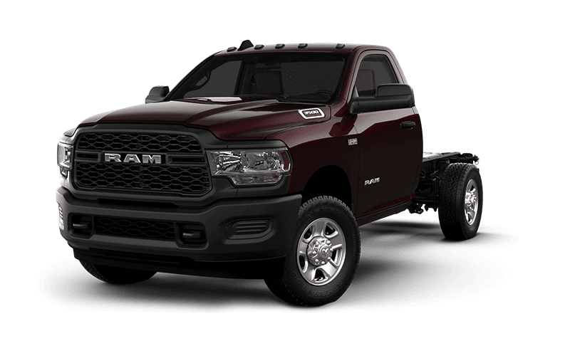 2021 Ram Chassis Cab 3500 Tradesman - Red Pearl