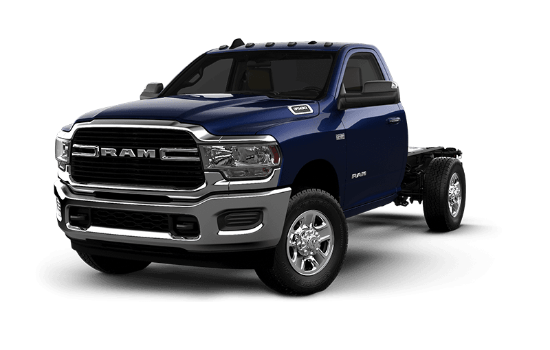 2021 Ram Chassis Cab 3500 SLT - Patriot Blue Pearl