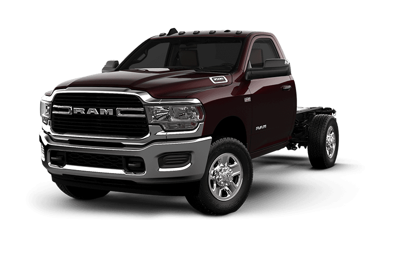 2021 Ram Chassis Cab 3500 SLT - Red Pearl