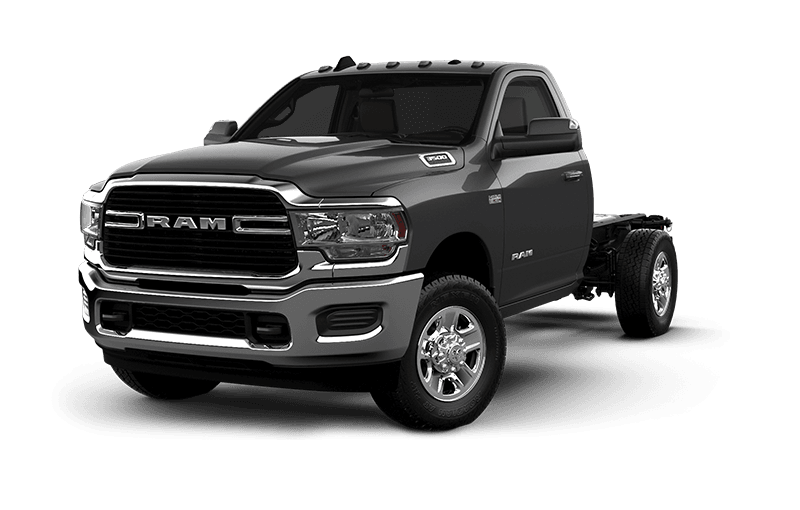 2021 Ram Chassis Cab 3500 SLT - BILLET SILVER METALLIC