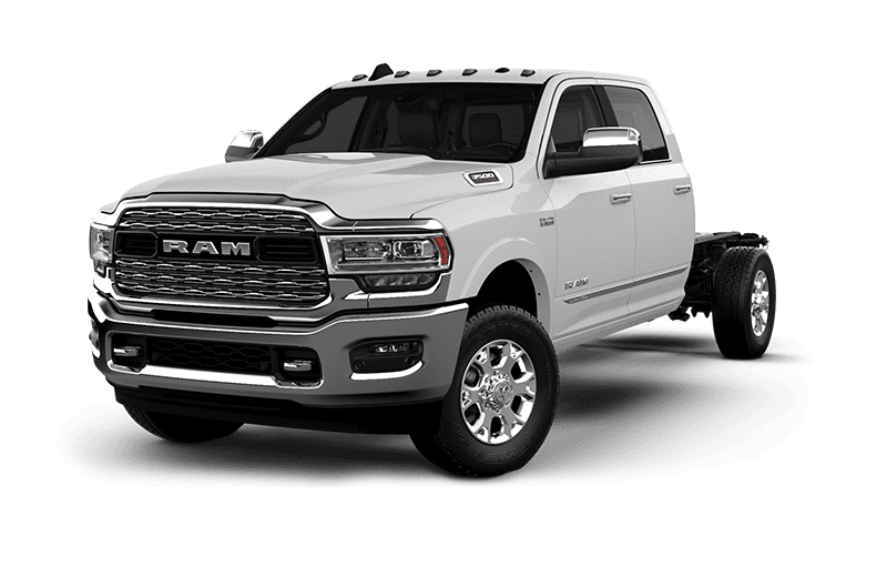 2021 Ram Chassis Cab 3500 Limited