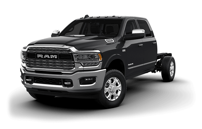 2021 Ram Chassis Cab 3500 Limited (9,900 lb GVWR) - Maximum Steel Metallic