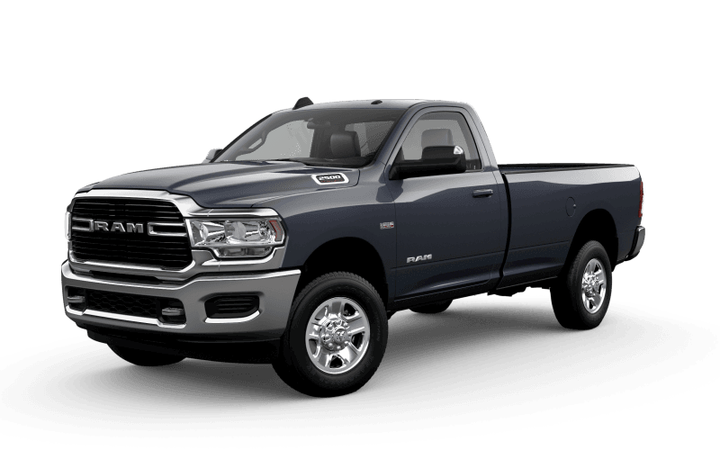 2021 Ram 2500 Big Horn - Maximum Steel Metallic