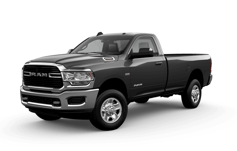 2021 Ram 2500 Big Horn - Granite Crystal Metallic
