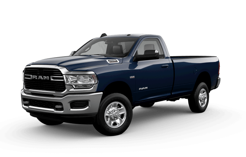 2021 Ram 2500 Big Horn - Patriot Blue Pearl