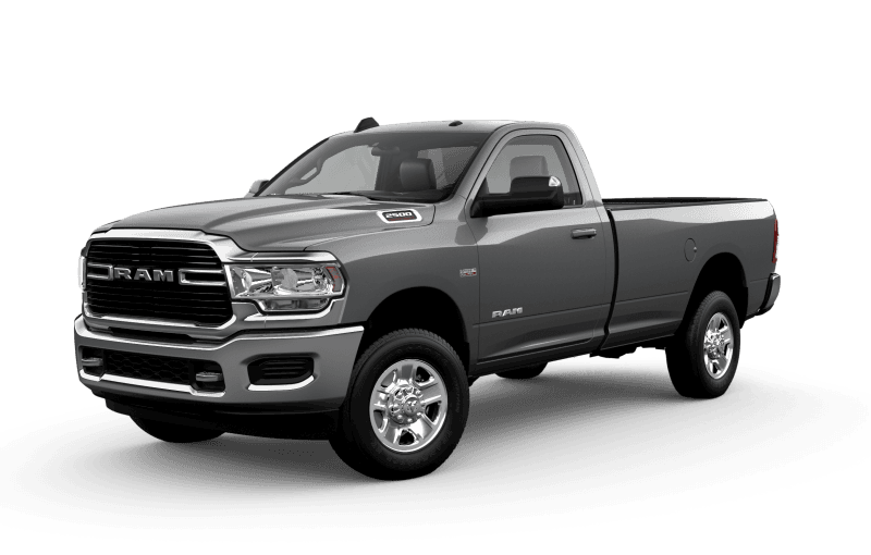 2021 Ram 2500 Big Horn - Billet Metallic