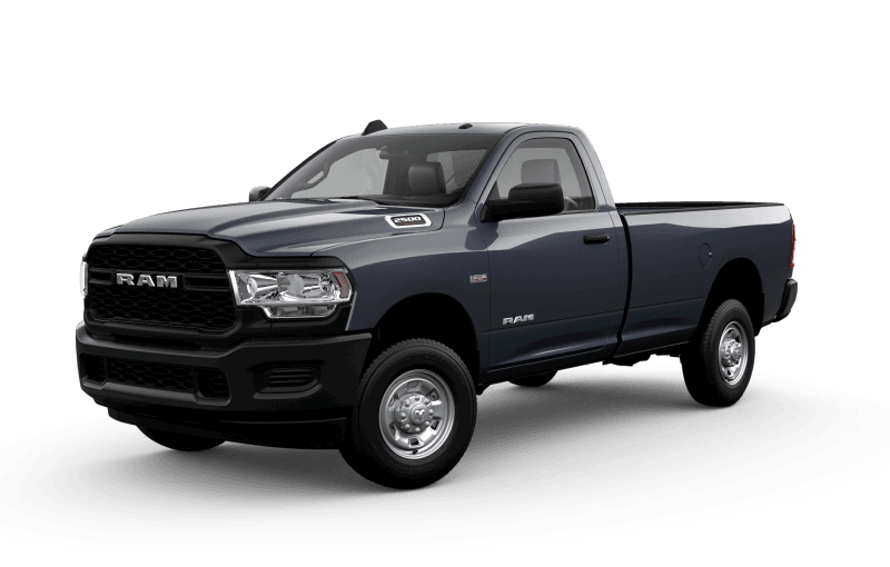 2021 Ram 2500 Tradesman - Maximum Steel Metallic