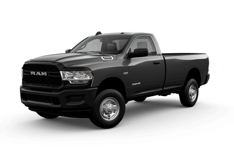 2021 Ram 2500 Tradesman - Granite Crystal Metallic