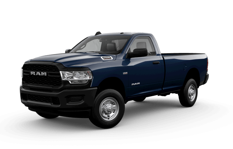 2021 Ram 2500 Tradesman - Patriot Blue Pearl