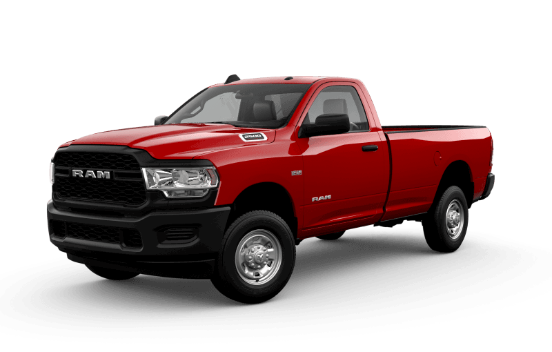 2021 Ram 2500 Tradesman - Flame Red
