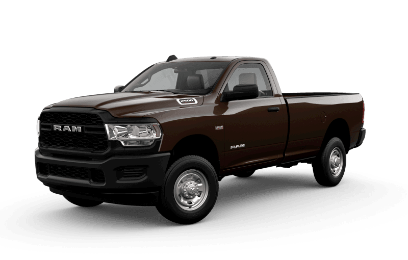 2021 Ram 2500 Tradesman - Walnut Brown Metallic
