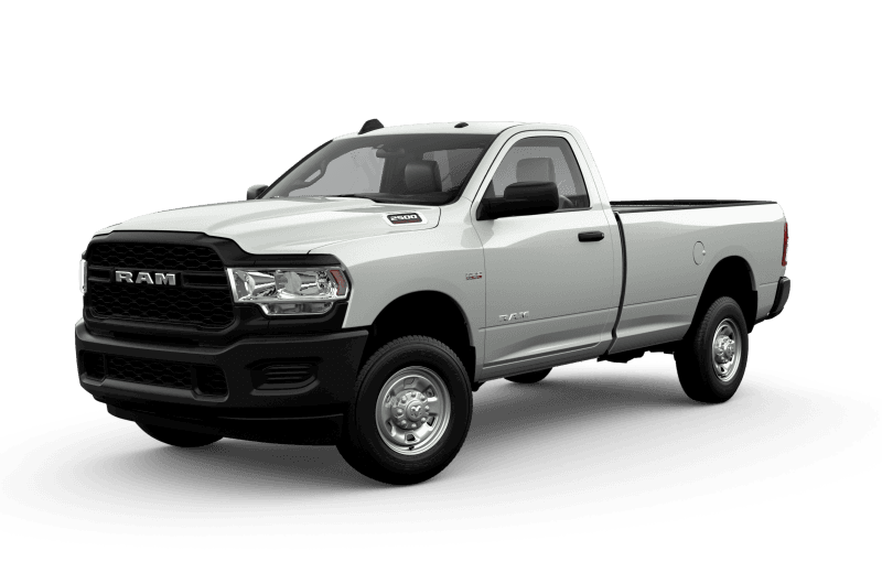 2021 Ram 2500 Tradesman - Bright White
