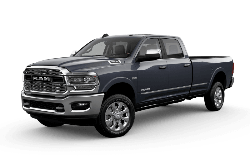 2021 Ram 2500 Limited - Maximum Steel Metallic