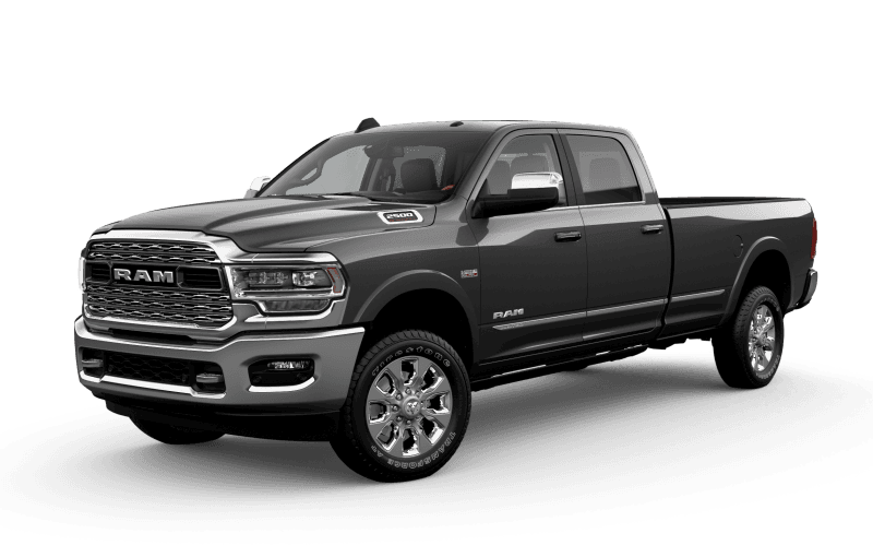 2021 Ram 2500 Limited - Granite Crystal Metallic