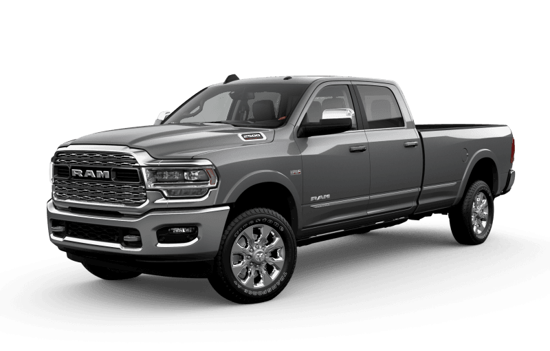 2021 Ram 2500 Limited - Billet Metallic