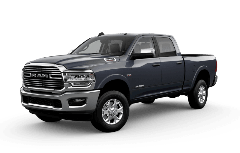 2021 Ram 2500 Laramie - Maximum Steel Metallic