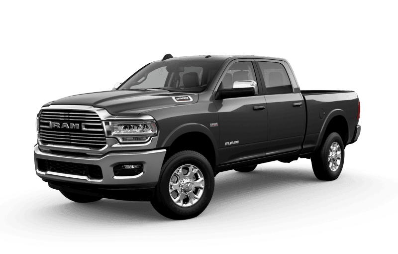 2021 Ram 2500 Laramie - Granite Crystal Metallic