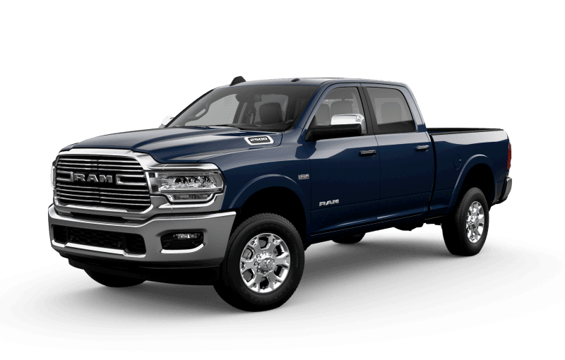 2021 Ram 2500 Laramie - Patriot Blue Pearl