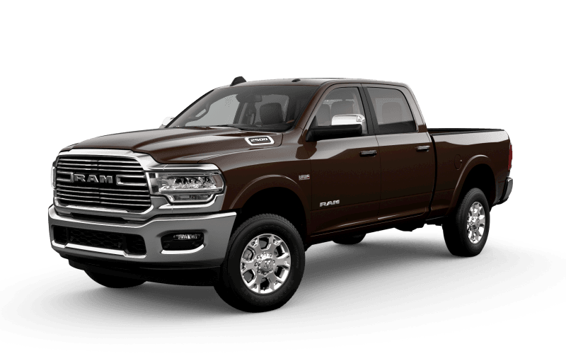 2021 Ram 2500 Laramie - Walnut Brown Metallic