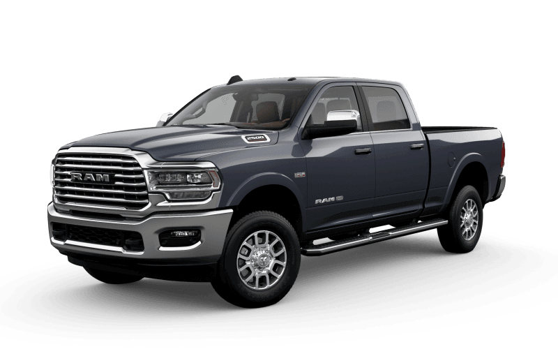 2021 Ram 2500 Limited Longhorn - Maximum Steel Metallic