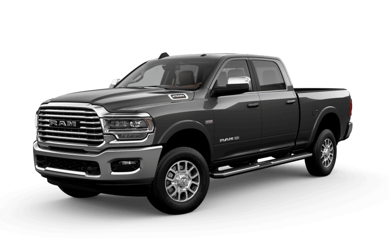 2021 Ram 2500 Limited Longhorn - Granite Crystal Metallic