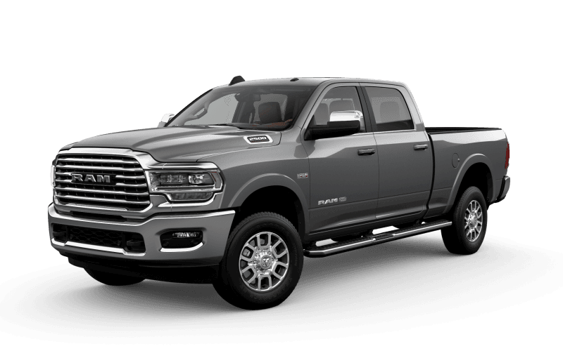 2021 Ram 2500 Limited Longhorn - Billet Metallic