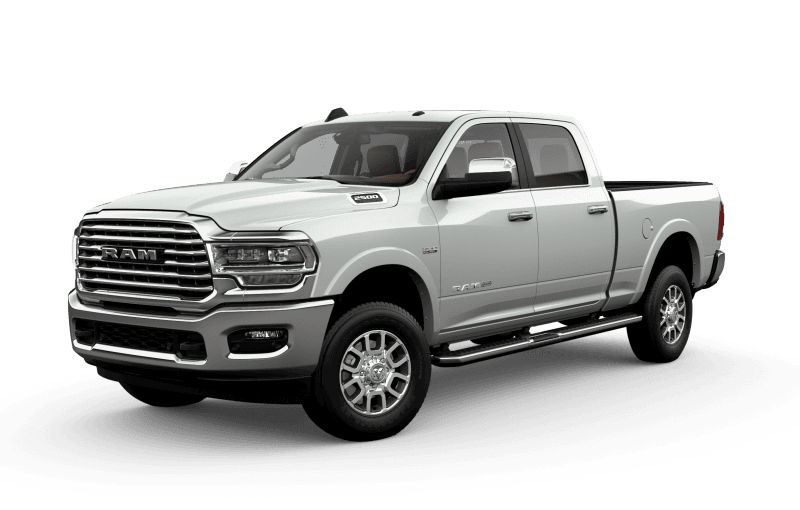 2021 Ram 2500 Limited Longhorn - Bright White