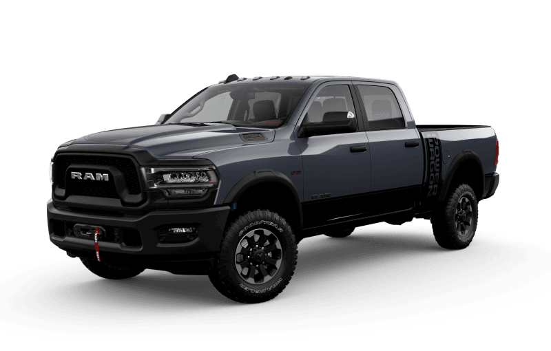 2021 Ram 2500 Power Wagon - Maximum Steel Metallic