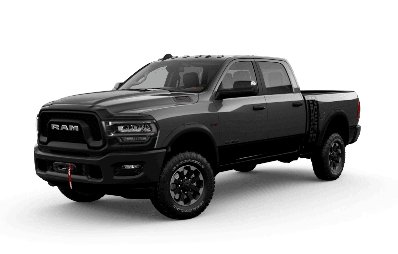 2021 Ram 2500 Power Wagon - Granite Crystal Metallic