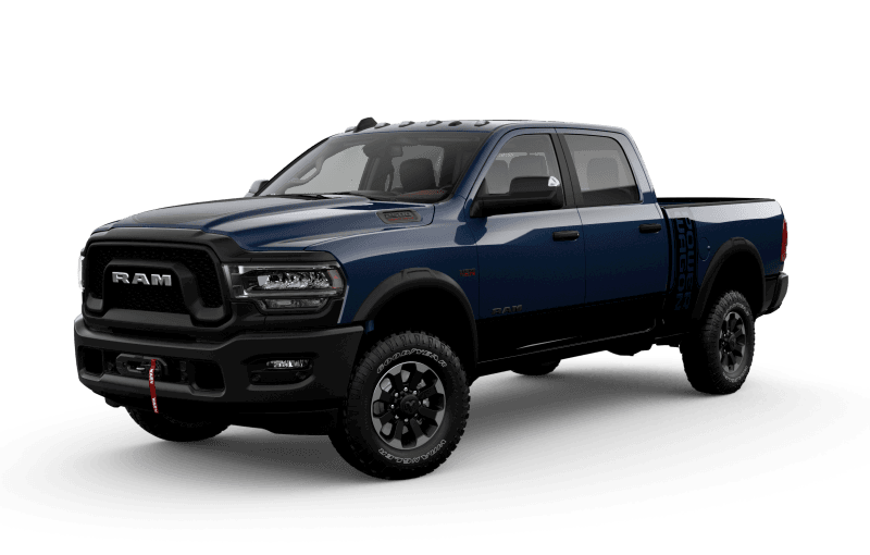 2021 Ram 2500 Power Wagon - Patriot Blue Pearl