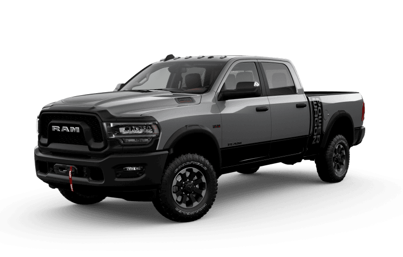 2021 Ram 2500 Power Wagon - Billet Metallic