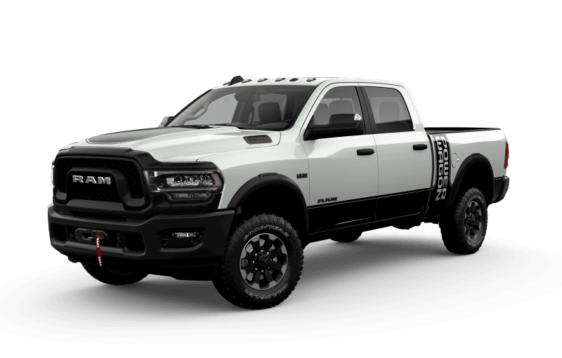 Ram 2500 2021 Power Wagon - Blanc éclatant