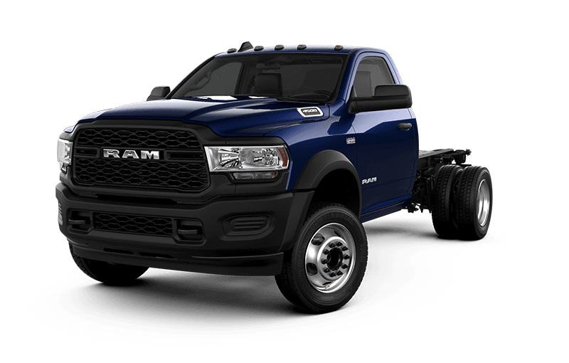 2021 Ram Chassis Cab 4500 Tradesman - Patriot Blue Pearl
