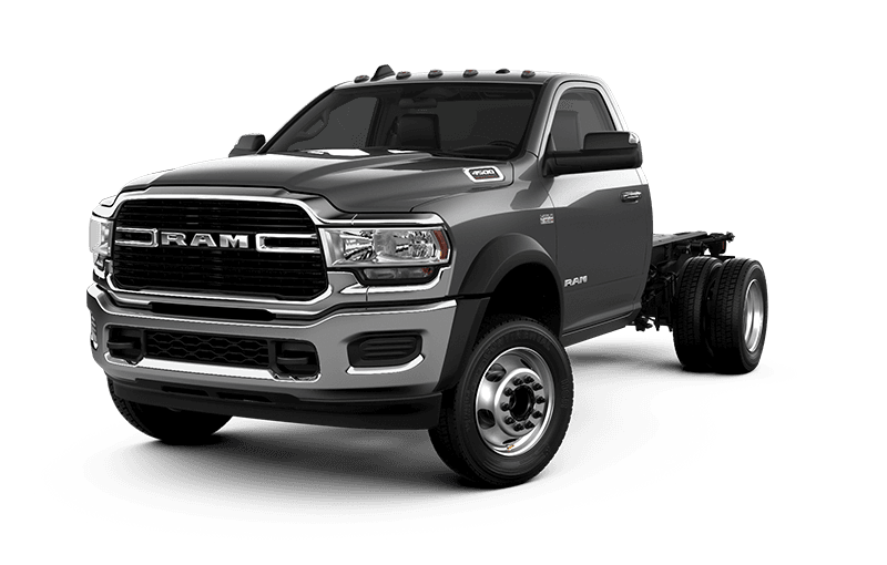 2021 Ram Chassis Cab 4500 SLT - BILLET SILVER METALLIC