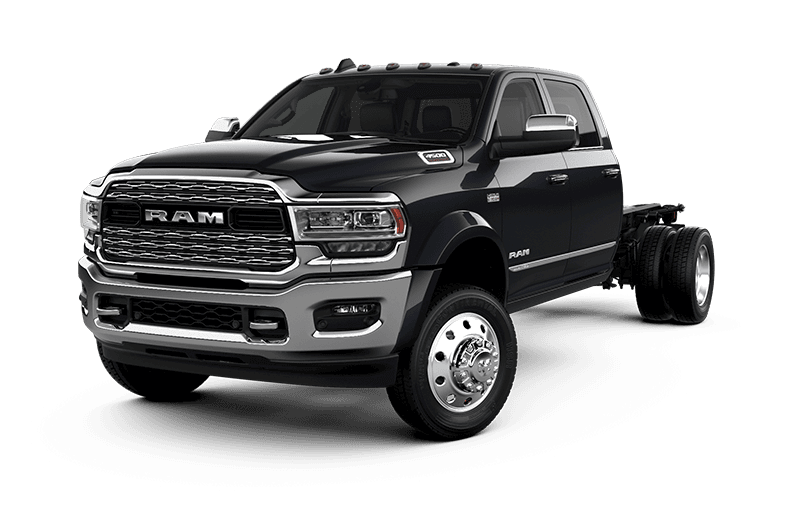2021 Ram Chassis Cab 4500 Limited