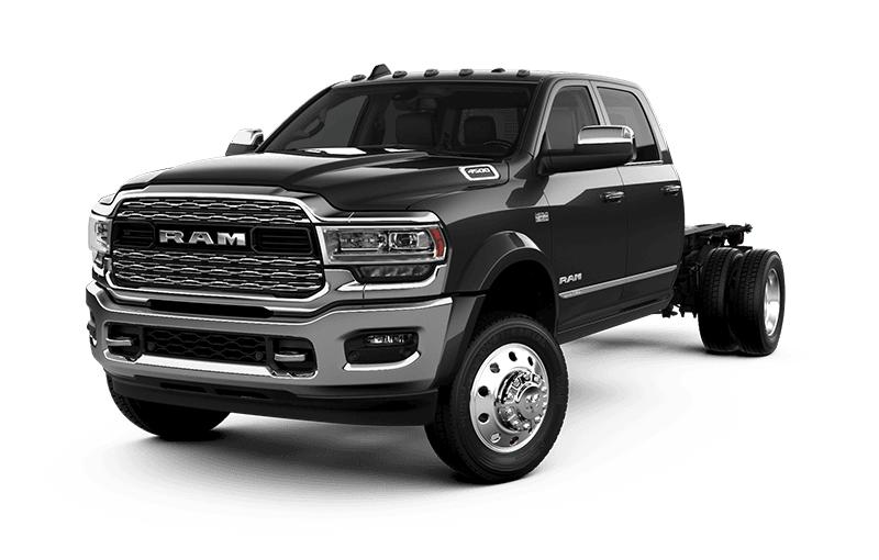 2021 Ram Chassis Cab 4500 Limited - Granite Crystal Metallic